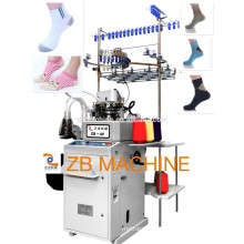 fully automatic knitting machine sock making machine